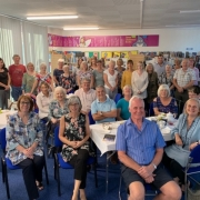 Volunteers' Afternoon Tea September 2018
