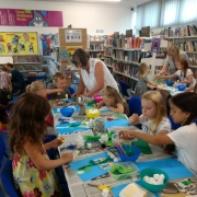 Children's Activities August 2018