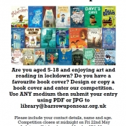 Book Cover Art Competition 2020